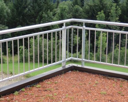 inox ograje