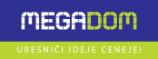 Megadom logo